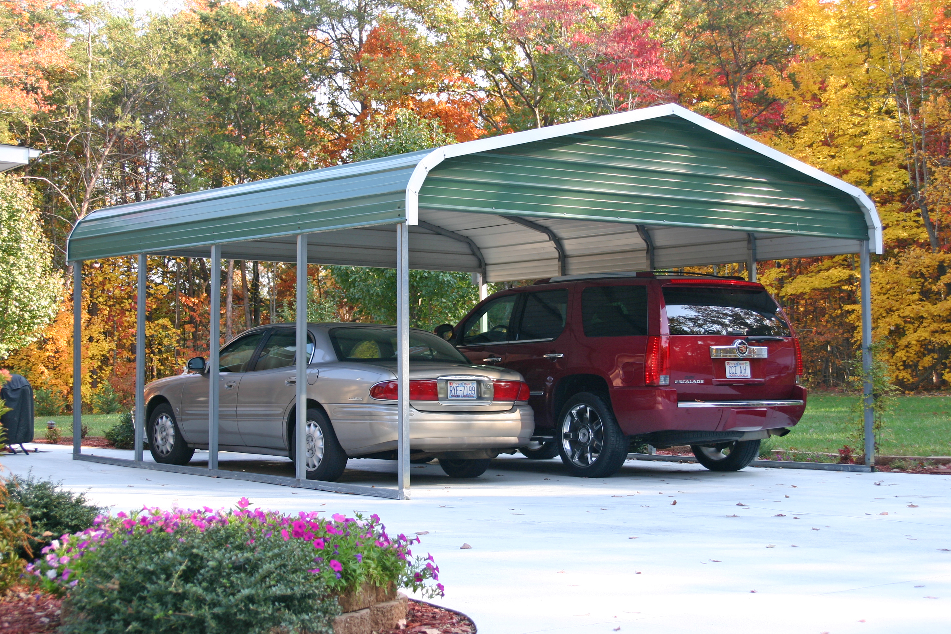 best website 967d7 f36a2 Free Delivery of Metal Carports Near Me | Find a Custom ...