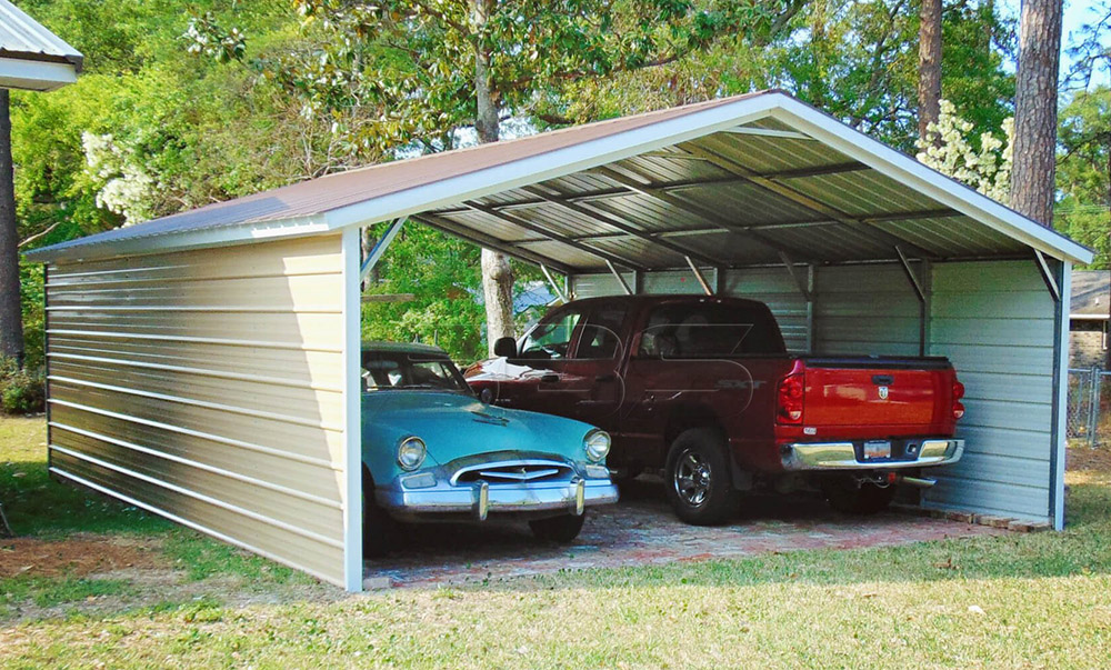 Free Delivery of Metal Carports Near Me | Find a Custom ...