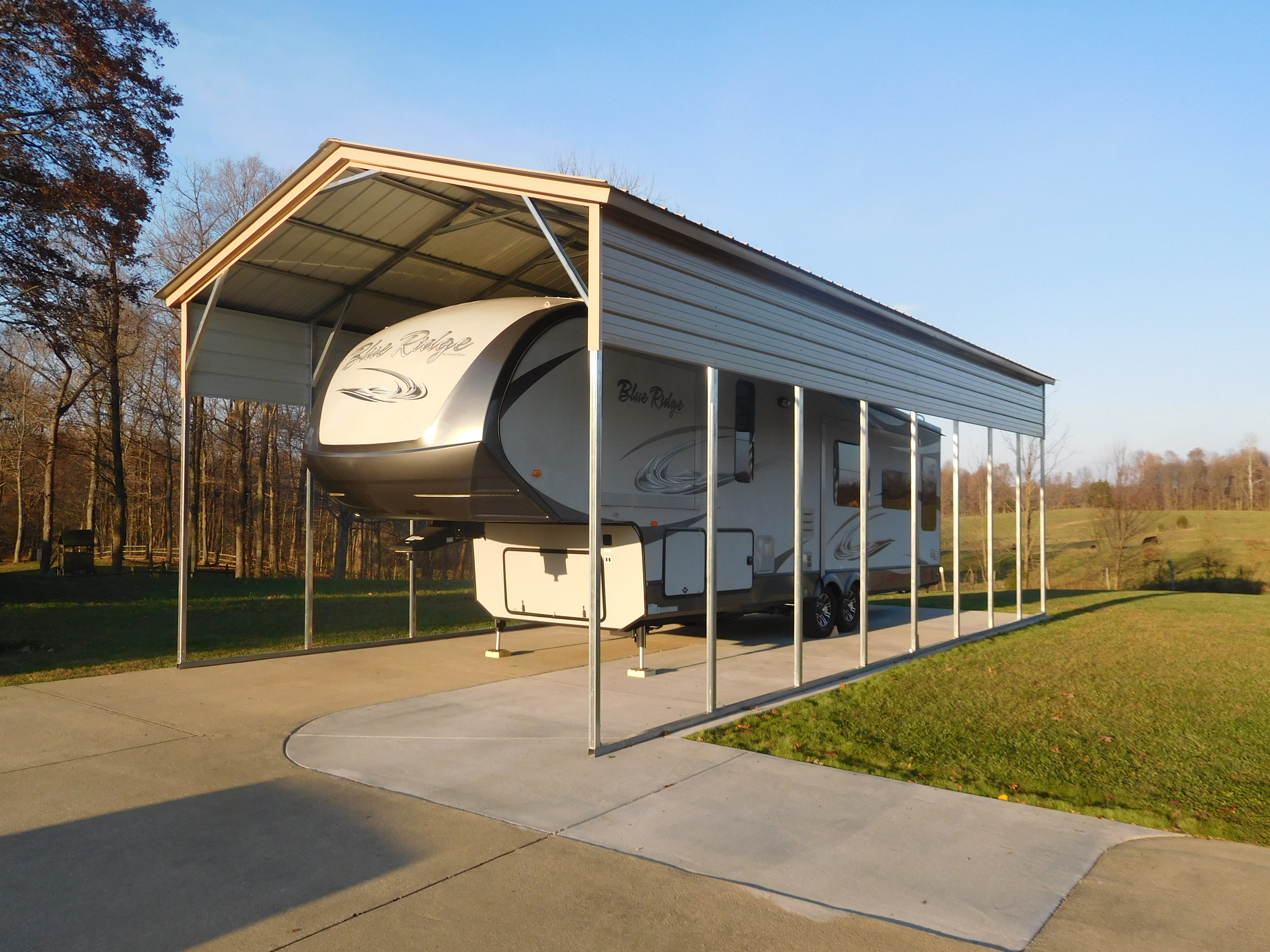 Free Delivery Of Metal Carports Near Me Find A Custom